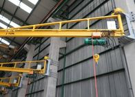 Wall Mounted Slewing Jib Crane 360 Degree Rotation For Individual Workstations